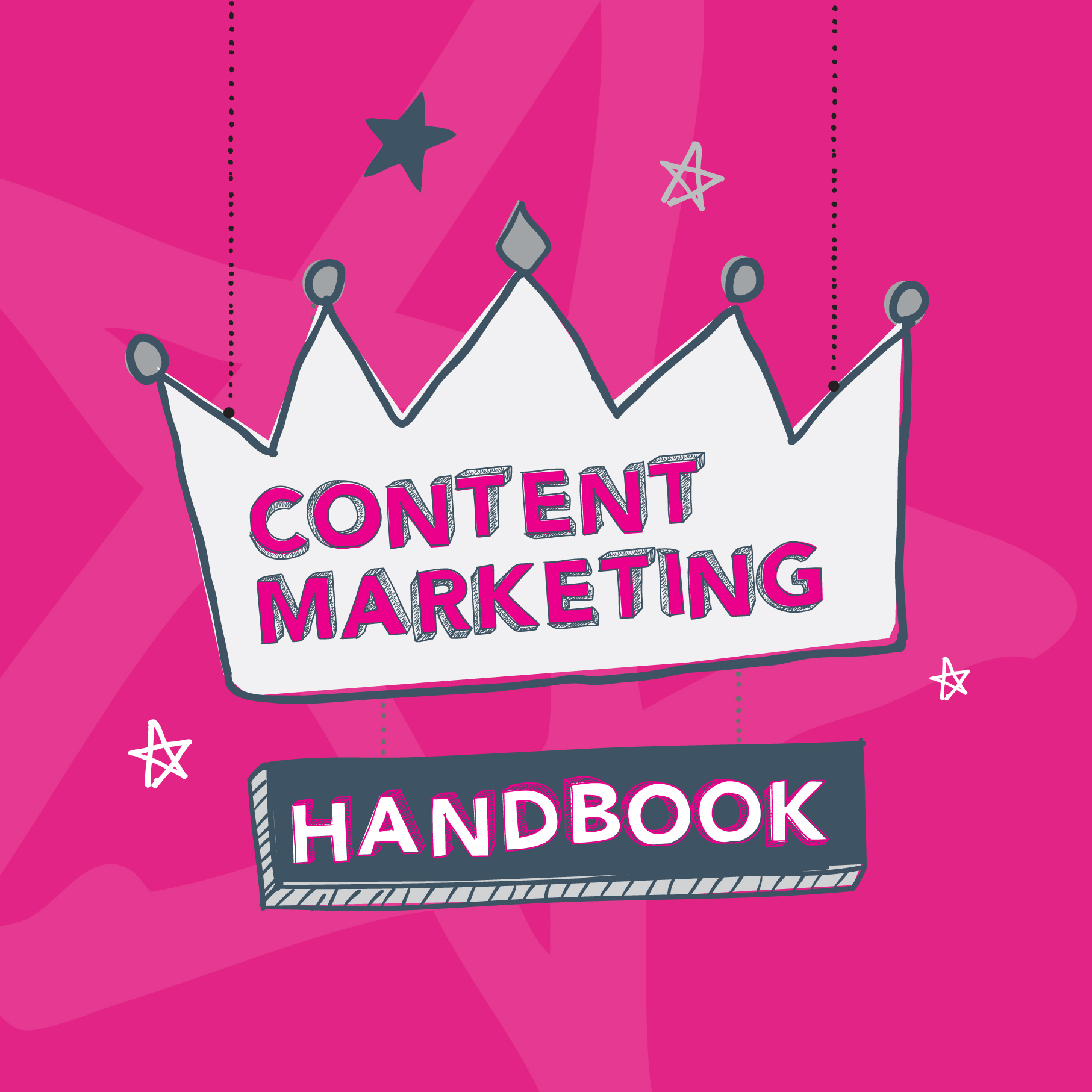 content marketing services handbook icon